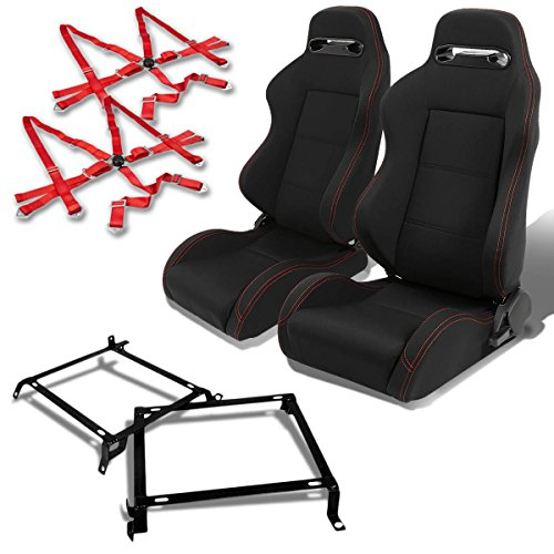 upholstery seat nissan 240sx - 4