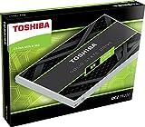 TOSHIBATR200 240GB SATA 6 Gbit/s 64-Layer Advanced 3D BiCS FLASHSolid State Drive– Black