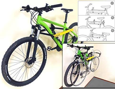 Añadiendo al carrito...Añadido a la cestaNo añadidoNo añadido Candado y soporte antirrobo de pared para bicicletas bikeTRAP de alta seguridad. Guarda con tranquilidad tu bici !