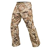 Kryptek Men's Lightweight Waterproof Poseidon Rain Pant, Highlander, Small