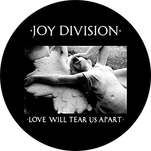 Joy Division - Love Will Tear Us Apart Single Cover - 1.25