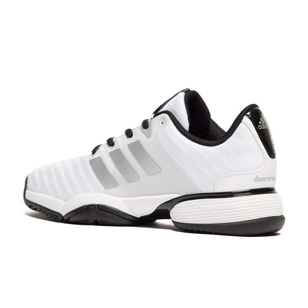 detailed look ddf49 d8165 adidas Barricade 2018 Xj Chaussures de Tennis Mixte Enfant Amazon.fr  Chaussures et Sacs