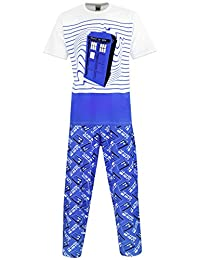 Dr Who Mens' Doctor Who Pajamas