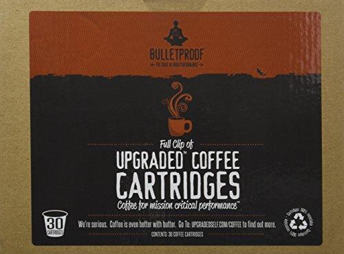 Bulletproof Upgraded Coffee Cartridges, 30 Depend on