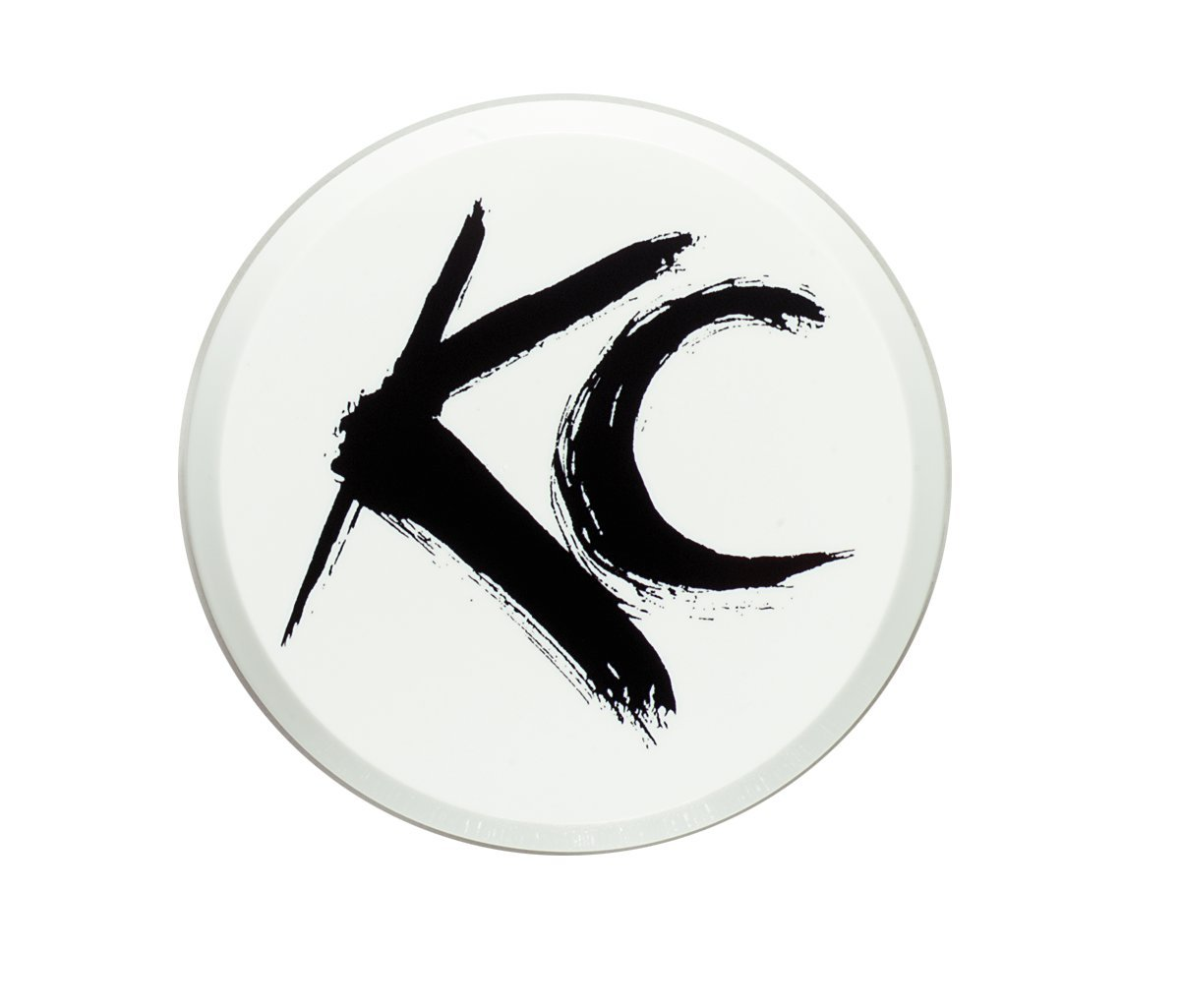 KC Hilites 5105 6' Black Round Plastic Light Cover