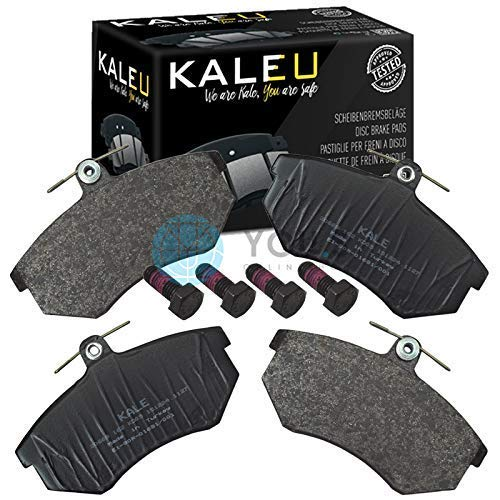 Kale 533698151A Front Axle Set of Brake Pads Brake Pads: