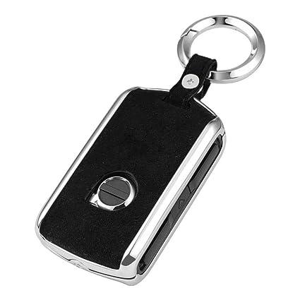 Amazon.com: ZTGUYSWH - Funda para llave de coche (piel ...