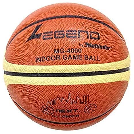 LEGEND Balón de Baloncesto de tamaño Oficial para jóvenes/Hombres ...