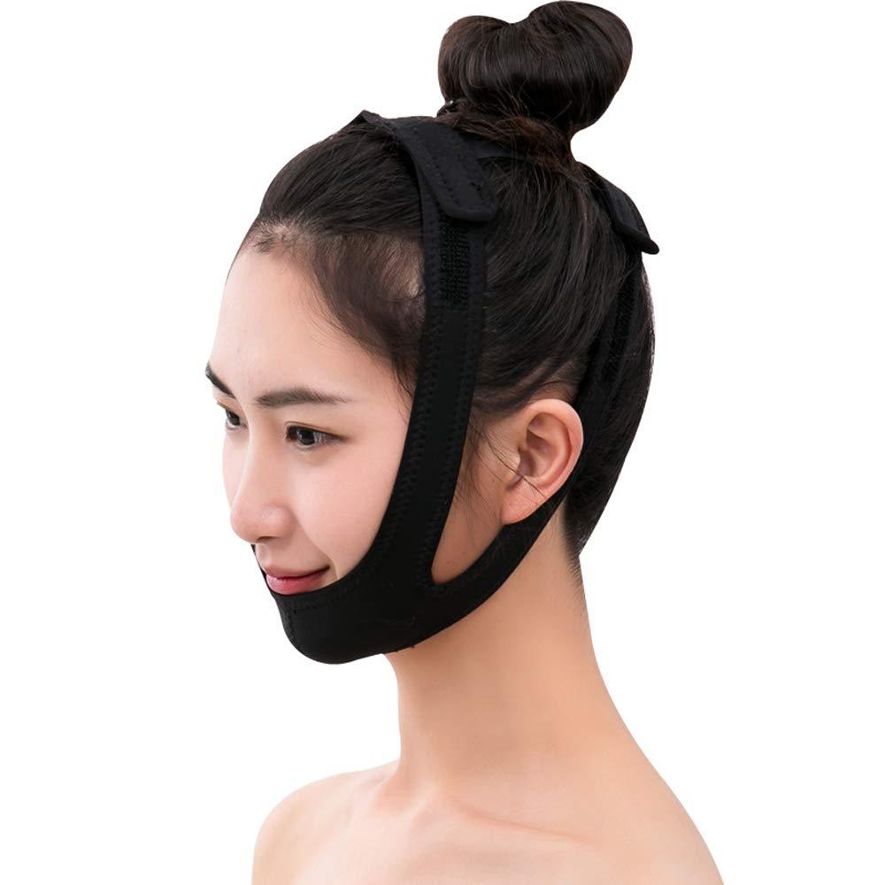 Benda Lifting Facciale, Maschera Viso V-Face, Modellatura E Sollevamento, Doppio Sottogola Giow