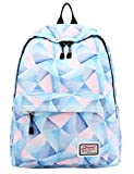 Backpack for Teens, Fashion Geometric Pattern Backpack College - Best Reviews Guide