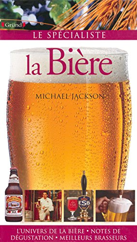 BIERE Broché – 2 octobre 2008 MICHAEL JACKSON JEAN-PIERRE DAULIAC GRUND 2700021967