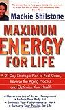 Maximum Energy for Life, MacKie Shilstone, 0471478822
