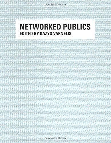 Networked Publics (MIT Press)