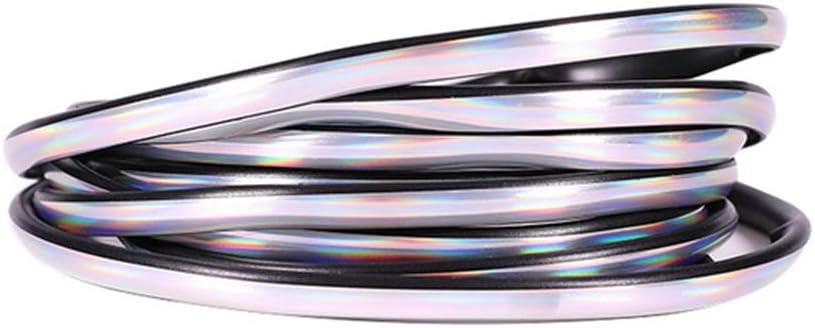 Trunk T/ür Auto Schutzleisten f/ür T/ür Rand Silbrig Metallkanten Autot/ür Kantenschutz Tuokay 32.8ft 10m TPO Gummi Autot/ür Schutz