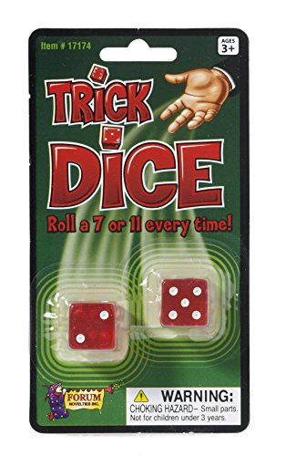 Trick Dice (Roll a 7 or 11 Every time)