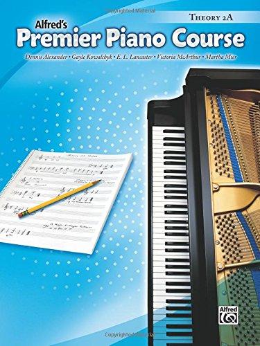 Premier Piano Course Theory, Bk 2A