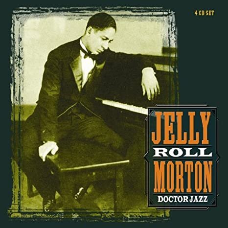 Doctor Jazz: Jelly Roll Morton: Amazon.es: Música
