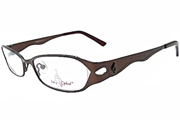 79e8d4f084e Image Unavailable. Image not available for. Color  Baby Phat Women s  Eyeglasses 139 Mocha Moc Full Rim Optical Frame 51mm