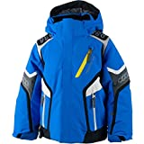 Obermeyer Kids Baby Boy's Cobra Jacket (Toddler/Little Kids/Big Kids) Stellar Blue 7