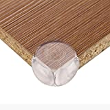 Baby Safety Corner Edge Protector Clear Table Protector Kids Table Corners Guard PVC Child Anticollision Edge