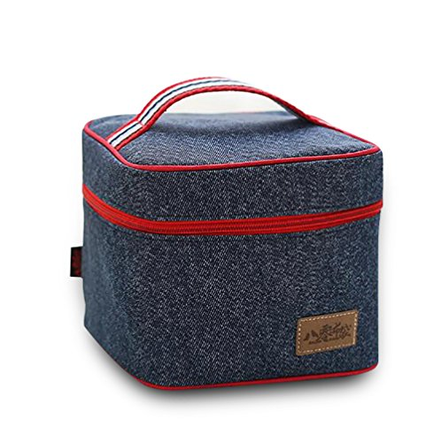 finex-insulated-lining-zippered-bento-lunch-box-tote-bag-with-top-strap-handle-demin-blue-oxford-clo