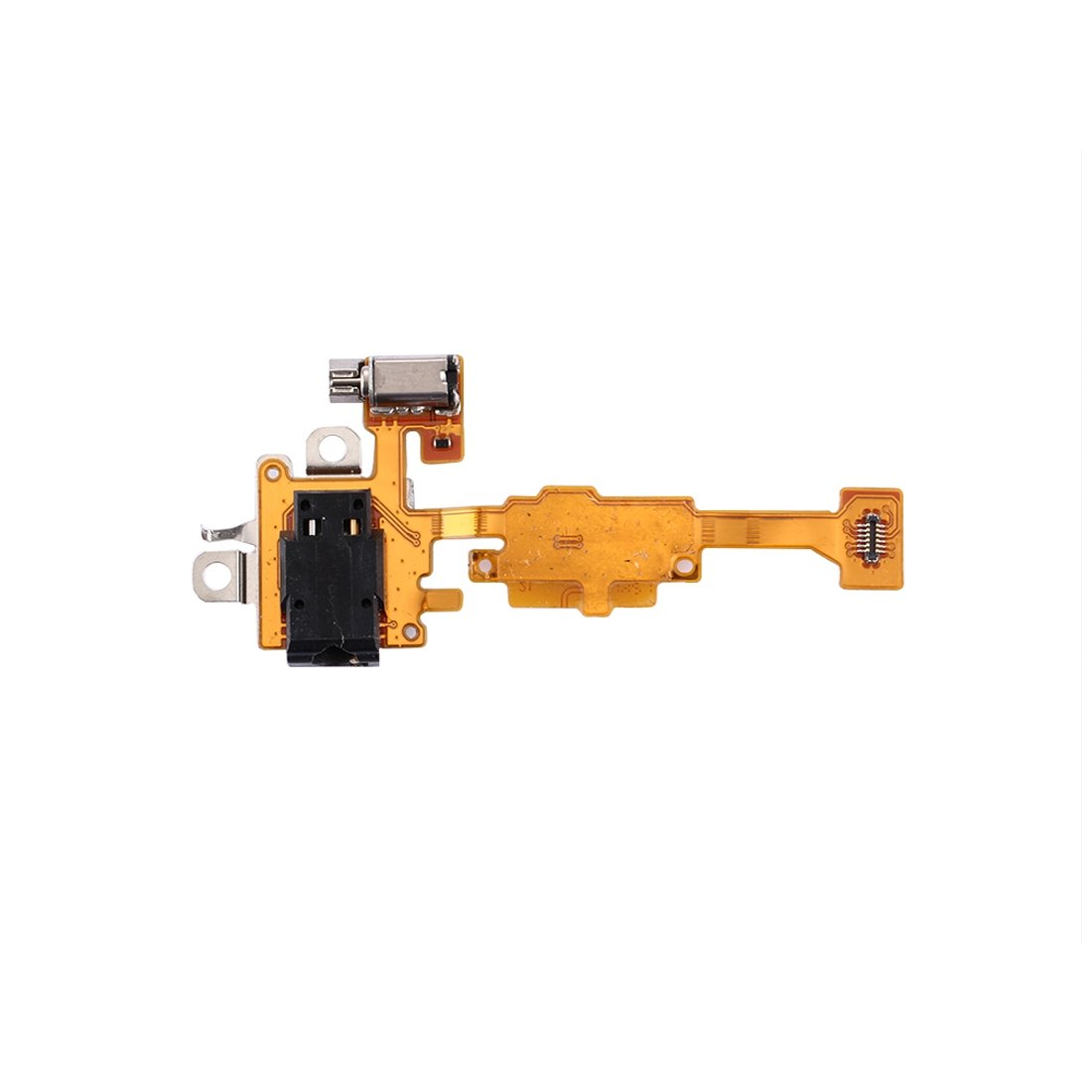 JUNXI Phone Earphone Jack Flex Cable for Nokia Lumia 630 Easy Install Tray by JUNXI