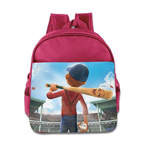 Everyones Hero Kids School Bag Pink