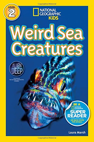 Readers: Weird Sea Creatures (Science Readers)