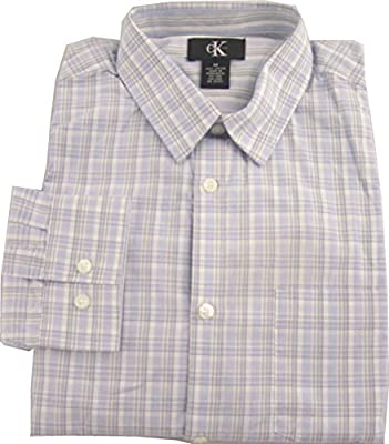 Calvin Klein Men's Brushed Cotton Sport Shirt