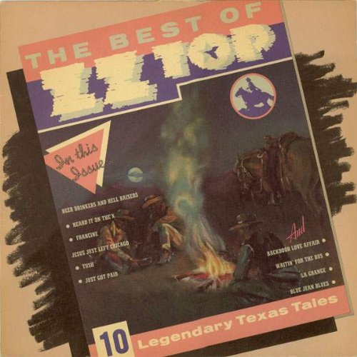 ZZ Top , - The Best Of ZZ Top - Warner Bros. Records - WB 56 598, Warner Bros. Records - BSK 3273