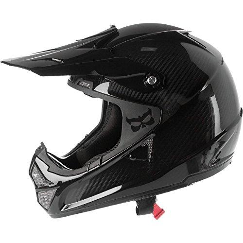 Kali Protectives Shiva 2.0 Full-Face Helmet Solid Matte Carbon, S