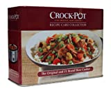 Crock-Pot Collectible Tin with Recipe Card Collection