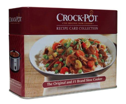 crock pot recipe tin - 2