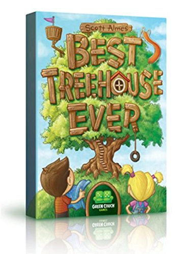 Best Treehouse Ever Card Game by Green Couch Games