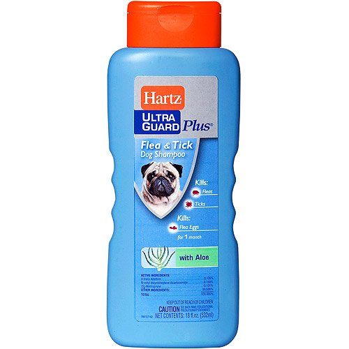 18OZ Aloe Flea Shampoo