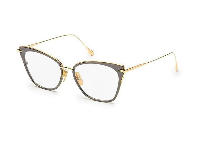 bb9b26663eb1 DITA Luxury Eyewear Optical Frame Arise DRX-3041-A-BLK-GLD-54 Gold w  Black   Amazon.co.uk  Clothing