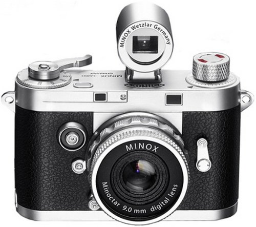 Minox DCC 5.1 Classic Digital Camera by Minox USA
