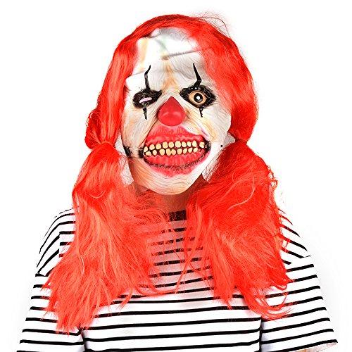 Cycle (Kids Clown Mask)
