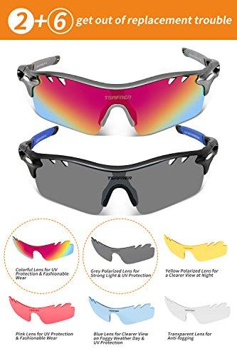 Review Polarized Sunglasses Mens Sunglasses