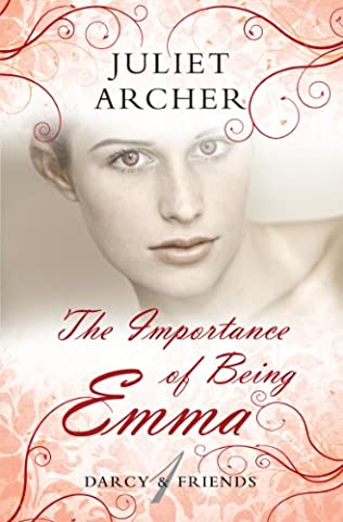 book cover of The Importance of Being Emma