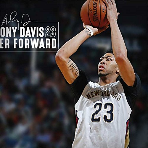 Skinit NBA New Orleans Pelicans Envy 17t (2018) Skin - Anthony Davis #23 New Orleans Pelicans Power Forward Design - Ultra Thin, Lightweight Vinyl Decal Protection by Skinit (Image #3)