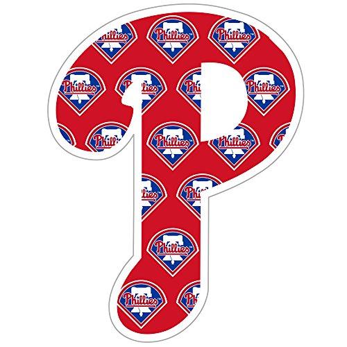 (Brax MLB Philadelphia Phillies 3D Ultra-Flip Logo Magnet)