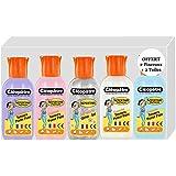 Cléopâtre PGN60XX5C+2P Kit de Peinture Coffret Pastel Gouache Multicolore 20 x 3 x 12 cm