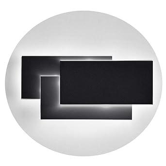 Ralbay Lampe Murale Led 12w Moderne Aluminium Led Applique Murale