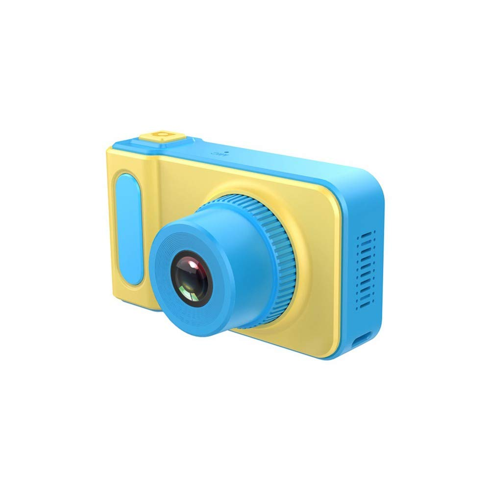 Mrocioa Kids Digital Camera with 32GB SD Card,Mini Camera Toys for Girls and Boys 3-8 Year Old,1080P HD Video Recorder,2'' LCD Screen,USB Rechargeable (Blue) by Mrocioa (Image #4)