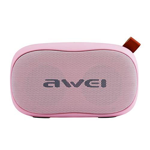 YUUMI Bluetooth Speaker Mini Portable Audio Subwoofer Card Outdoor Computer