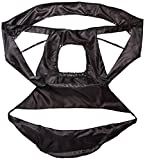 Pet Gear PG8400NZWC Weather Cover for No-Zip Jogger - AT3 and NV Pet Stroller - One Size - Black
