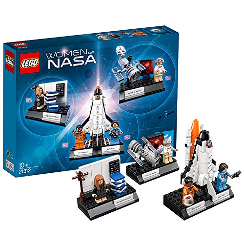 LEGO Ideas Women of Nasa 21312 Building Kit (231 - Shopping The Citadel
