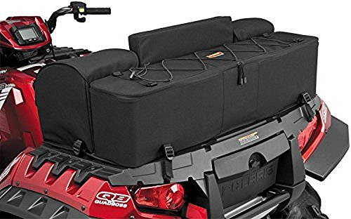 - QuadBoss ATV Rear Rack Motorcycle Bag - One Size