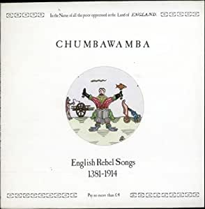 Chumbawamba english rebel songs 1988 uk vinyl lp prop3 for Songs from 1988 uk